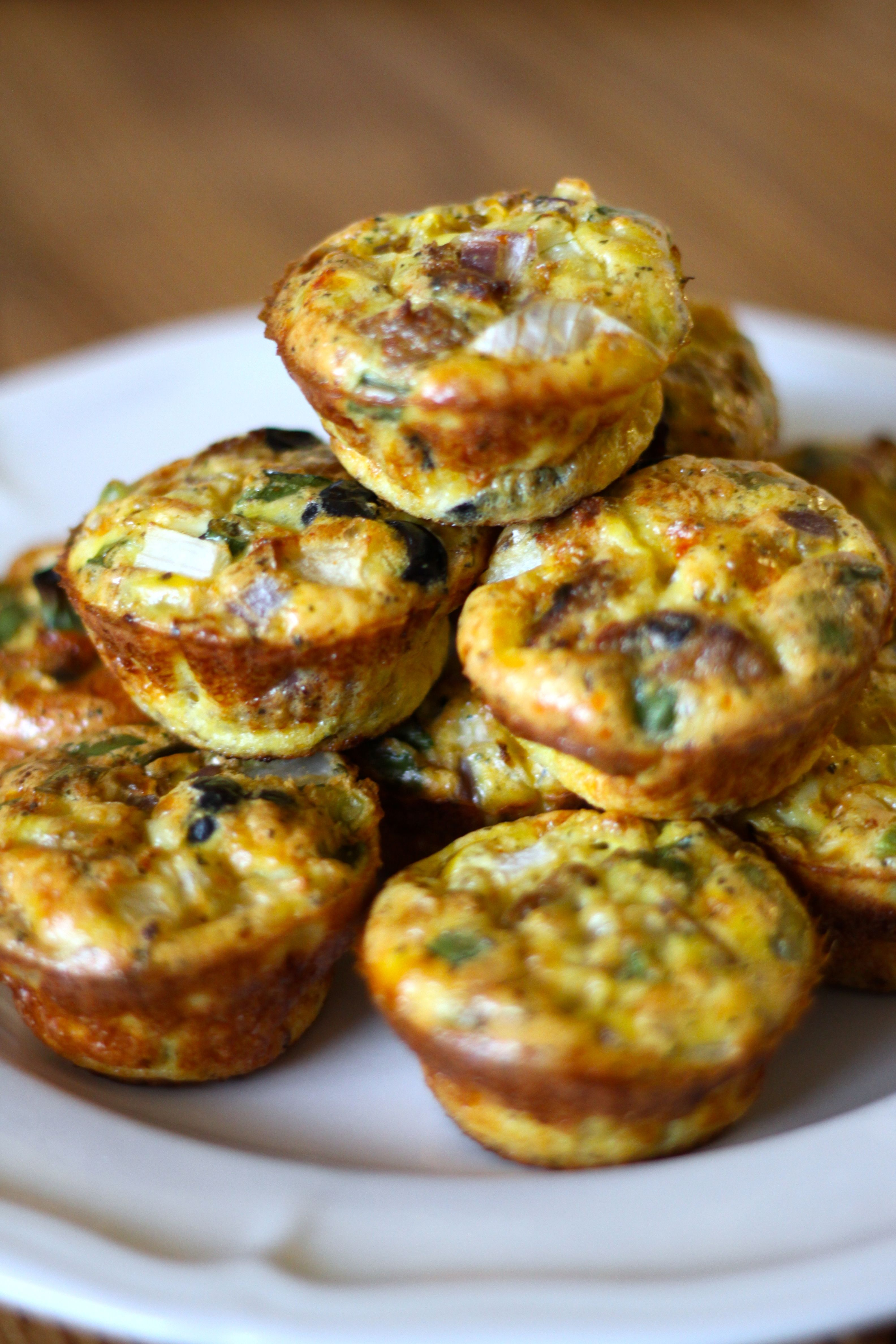 Kitchen Sink Egg Muffins (Paleo/Primal/Gluten Free/Dairy Free) | Sarah ...