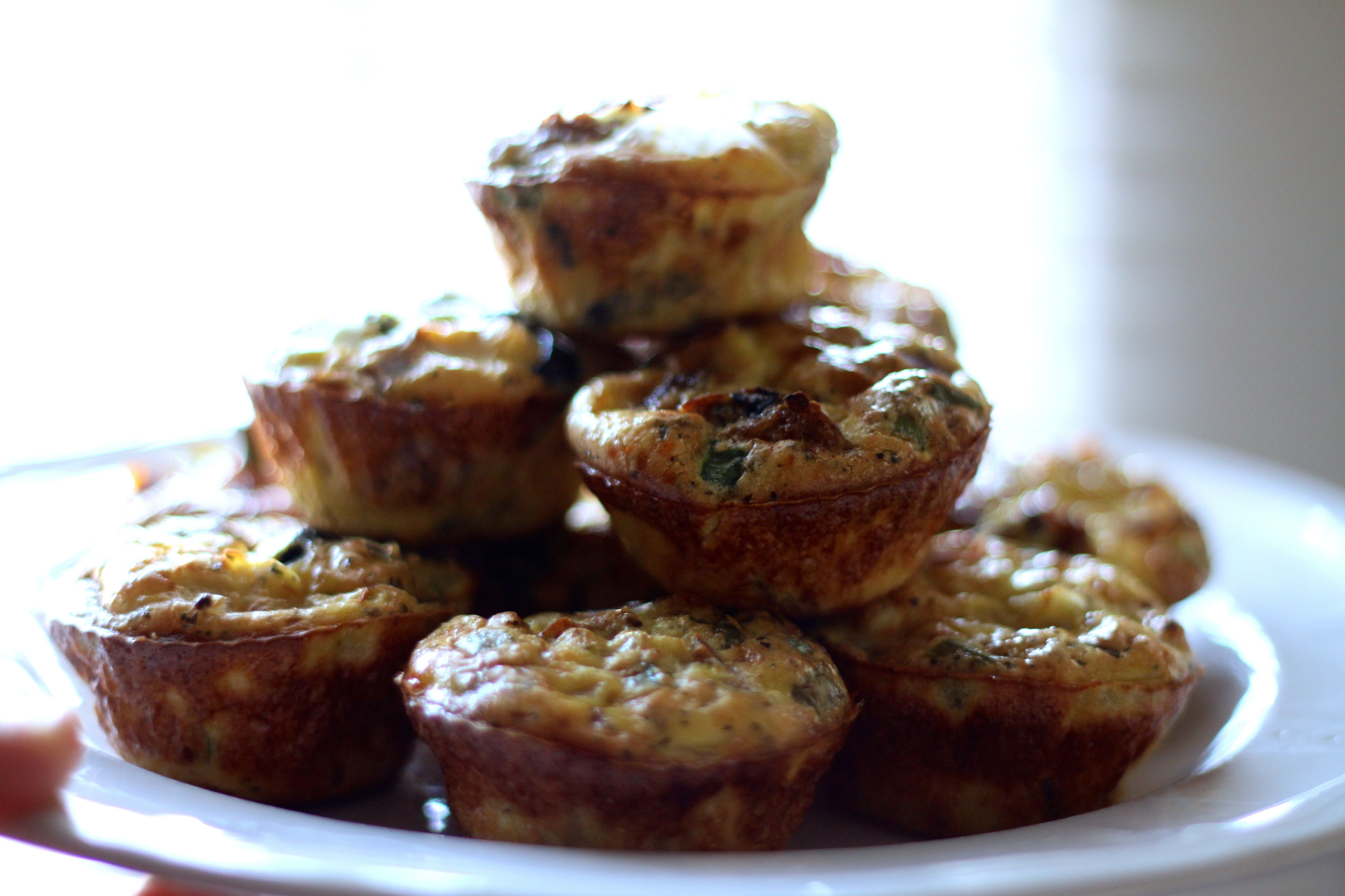 Kitchen Sink Egg Muffins Paleo Primal Gluten Free Dairy Free Sarah Lynn Smile