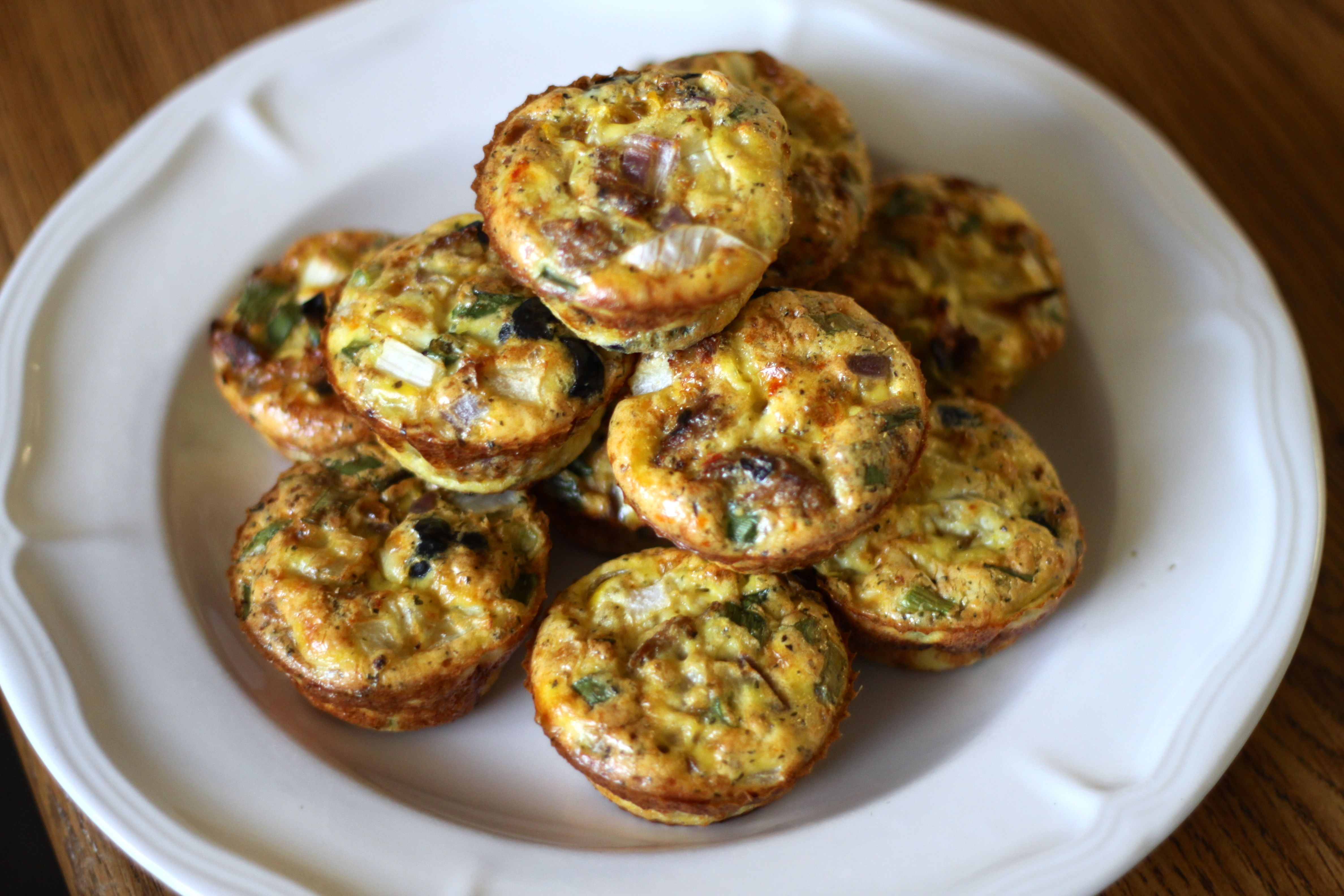 Egg muffins recipe paleo